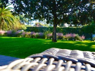 Jardins  por PATXI CASTRO, Mediterrânico