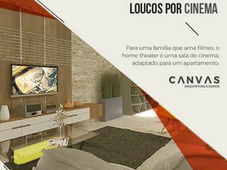 โดย CANVAS ARQUITETURA E DESIGN ชนบทฝรั่ง