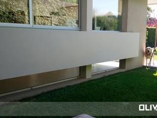 Vivienda 505 Casas modernas: Ideas, imágenes y decoración de Arq Olivares Moderno