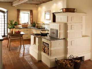 Kachelherd Klassische Küchen von wohnfeuer Klassisch