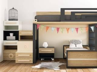 Nuevos proyectos de mueble juvenil:  de estilo  de Mobel 6000