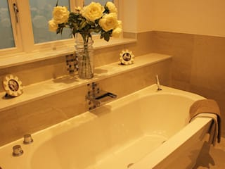 Project 10 Flairlight Designs Ltd Modern style bathrooms
