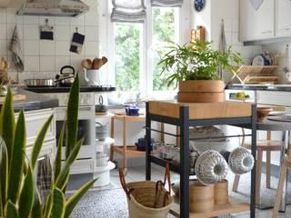 Une cuisine très nature par C'est du beau Scandinave