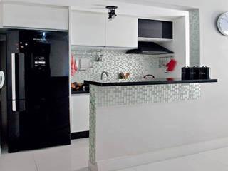 COCINAS Cocinas de estilo moderno de Magasal interiorismo Moderno