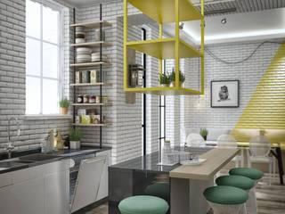 Passionis Mimarlik – Mutfak Tasarımı:  tarz