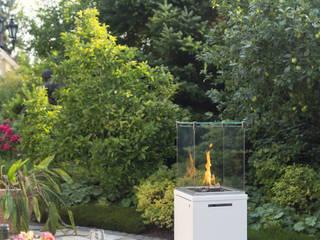 Terrassenstrahler Moderner Garten von wohnfeuer Modern