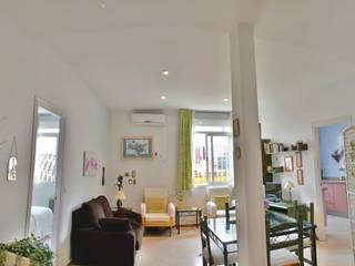 Salas de estar modernas por VirtualDomum Moderno
