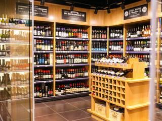 Супермаркет Табрис: Коммерческие помещения в . Автор – meandr.pro