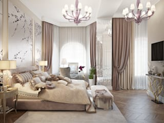 Chambre classique par Александра Клямурис Classique