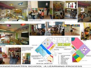 Kindergarten School Modern schools by eSpaces Architects Modern