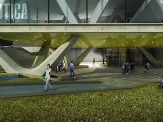 by WOW Visualización Arquitectónica