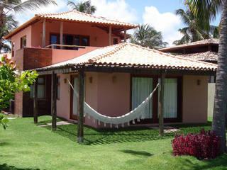 Condomínio Residencial Braaten Casas modernas por bp arquitetura Moderno