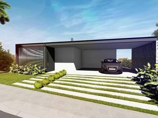 Projeto: Casas  por A3E PROJETOS,Moderno