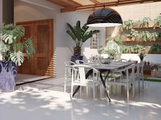 Modern Garden by Hungaro Decor Modern