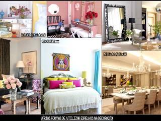 Projeto: Salas de estar  por Adapta Arquitetura e Interiores,Moderno