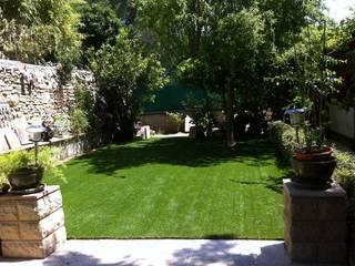 Un jardin idyllique: Jardin de style  par green zone