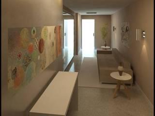 Projeto: Salas de estar  por C2N Arquitetura & Engenharia,Moderno