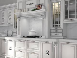 Modello Luxury Cucina moderna di DIEMME CUCINE S.r.l. Moderno