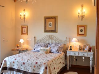 Projeto Modern style bedroom by info9113 Modern