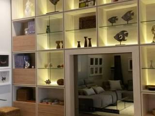 Living con equipamiento de Vanguardia: Livings de estilo moderno por VIP EQUIPAMIENTOS