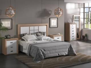 Dormitorios de Comercial Franco Moderno