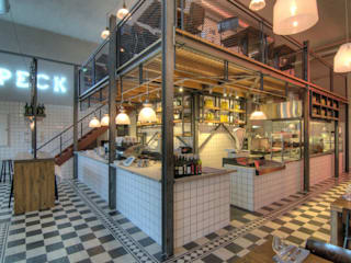 SPECK | BAR & GRILL – UTRECHT:  Gastronomie door Tubbs design