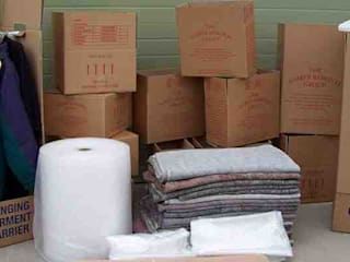 Packing Services by Wilson Removals Company Oxford