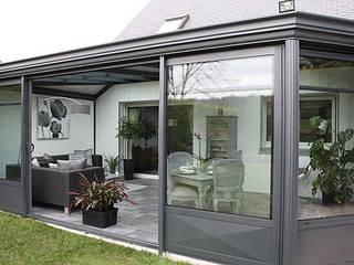 veranda Maisons modernes par MDR createur d'espace Moderne