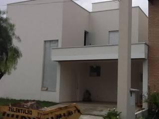 Projeto Casas modernas por Garcia Peres Arquitetos Associados Moderno