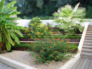 Сады в . Автор – JARDIN GECKO