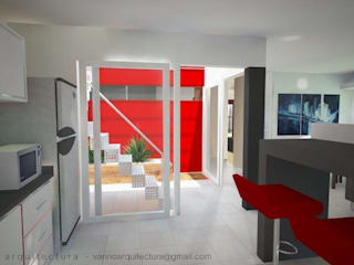 by VANNO arquitectura