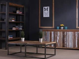 Exemples de réalisations par Kha Home Design Minimaliste