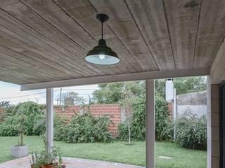Balcones y terrazas modernos de ggap.arquitectura Moderno