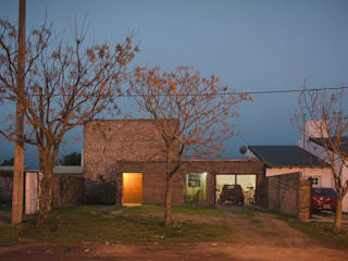 Modern houses by ggap.arquitectura Modern