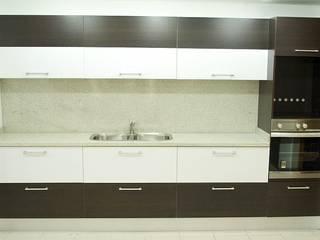 Kitchen by fabrica de cocinas mediterranean c.a., Modern