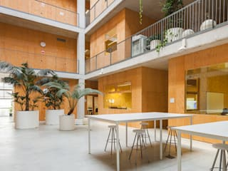 Arquitectura Edificios de oficinas de estilo minimalista de INNER Architectural & Interiors Photography Minimalista