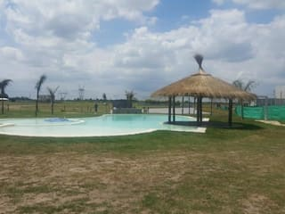 Kolam Renang oleh Surpool - Diseño de Espacios de Agua, Tropis