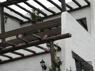 ระเบียง, นอกชาน by Antonio Milla De León Arquitecto