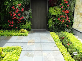 Jardines Jardines de estilo moderno de Vertin SAS Moderno