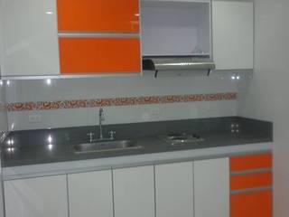 Trabajos variados Cocinas modernas de Casa Bonita Diseño y Decoración Moderno