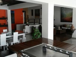 LFC Arquitectos Living room