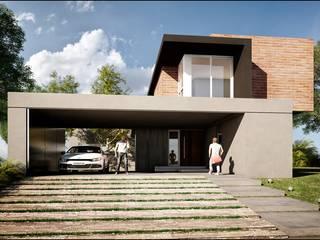 Bit.casas   GCI:  de estilo  por Bit.arquitectos