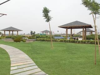 Taman oleh Indish Landscapes, Modern