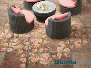Quinta Strada - Ceramic Store Walls & flooringWall & floor coverings