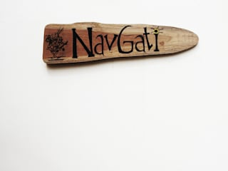 Navgati: rustic  by BETWEENLINES,Rustic