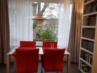appartement Interieurarchitect Selma van der Velden-Artun Moderne woonkamers