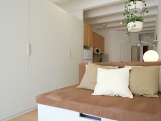 ミニマルデザインの リビング の Gramona Interiors ミニマル