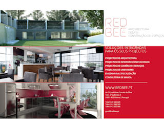 RedBee Maisons modernes