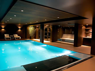 Designa Interieur & Architectuur BNA Modern pool