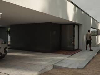 modern  by CINOUT - Obras, Design e Manutenção Lda., Modern